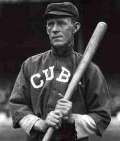 Johnny Joseph Evers, Cubs scrappy 2nd baseman