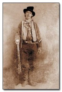Billy the Kid (William Bonney)