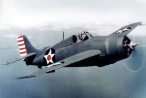 The Grumann F4F-3