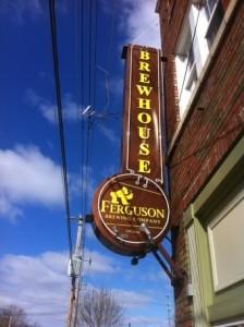 Ferguson Brewery, Ferguson, MO