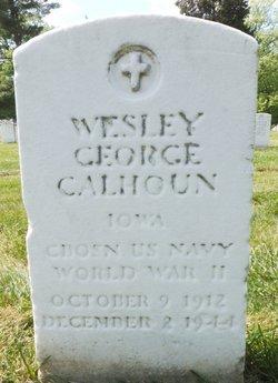 WesleyGeoCalhoun-gombstone