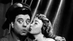 Ralph and Alice, the original Honeymooners (Jackie Gleason and Audrey Meadows ... RIP)