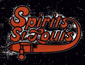 Logo — Spirits of St Louis, ABA basketball franchise