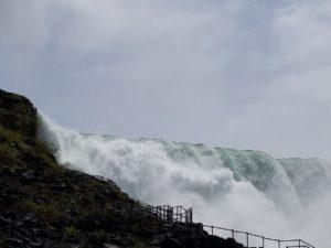 Niagara - American side, from below