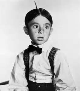 Alfalfa -- Our Gang/Little Rascals