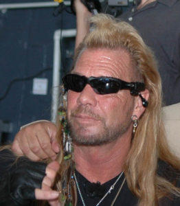 Dog Chapman, bounty hunter